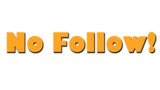 find NoFollow links