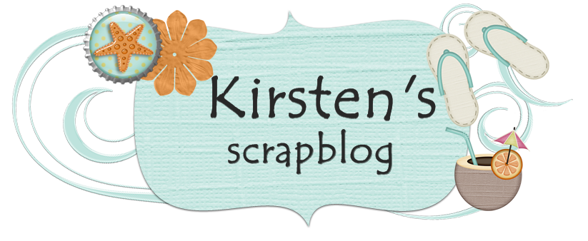 kirsten´s scrapblog