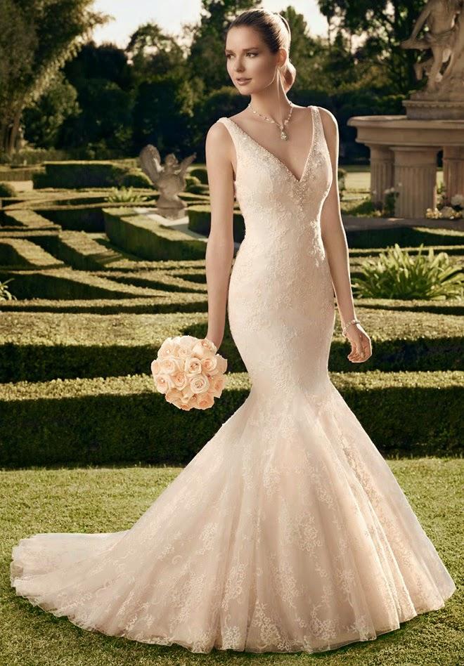 Casablanca Wedding Gown 11 Stunning