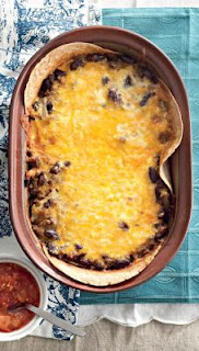 Bean And  Mince Bake