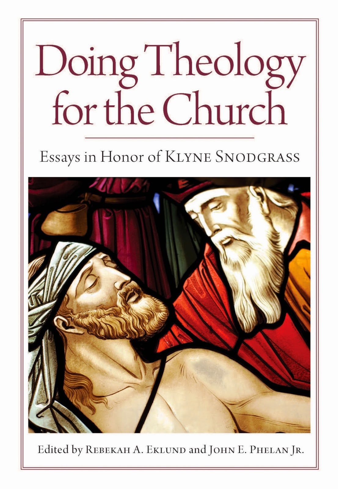 paul redux the gospel of jesus christ in the greco r world a seminary dr klyne snodgrass the paul w brandel professor of new testament studies the collection of essays celebrates klyne s 70th birthday