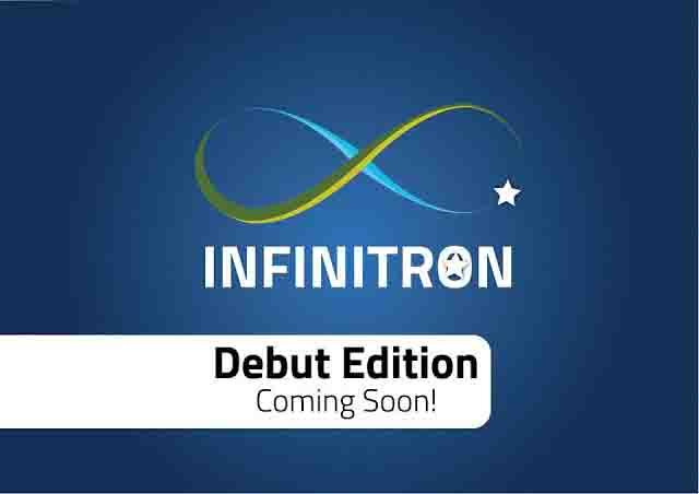 Infinitron Online E-Mag Promo Poster