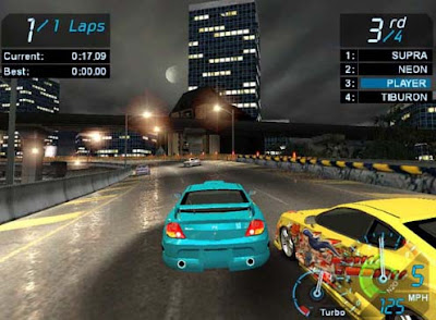 free Download Games Need For Speed Underground Full Version For PC
