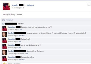 wrong facebook comment fun wall
