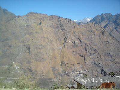 Hathi Pahad in the Garhwal Himalayas in Uttarakhand