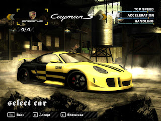 Need For Speed Most Wanted Unlock Cars PC