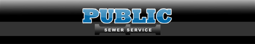 Public Sewer Service