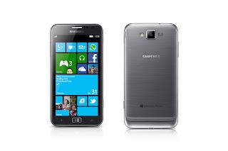 Samsung Ativ S ominaisuudet