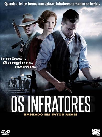 Filme Os Infratores Dublado AVI DVDRip