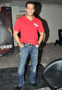 Salman khan Tshirt Photo. Arbaz khan in blue tshirt