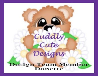 Cuddly Cute Designs Design Team Member