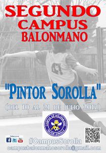SEGUNDO CAMPUS DE BALONMANO