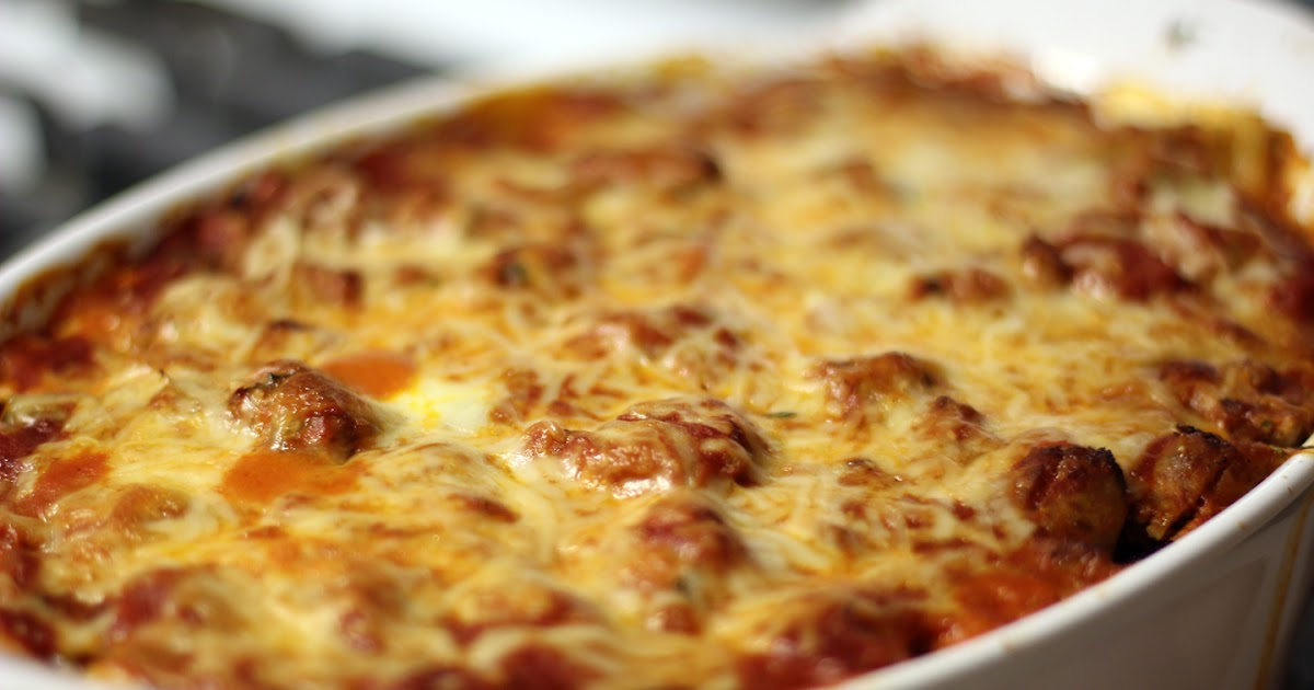 The No Pressure Cooker: Baked Ziti