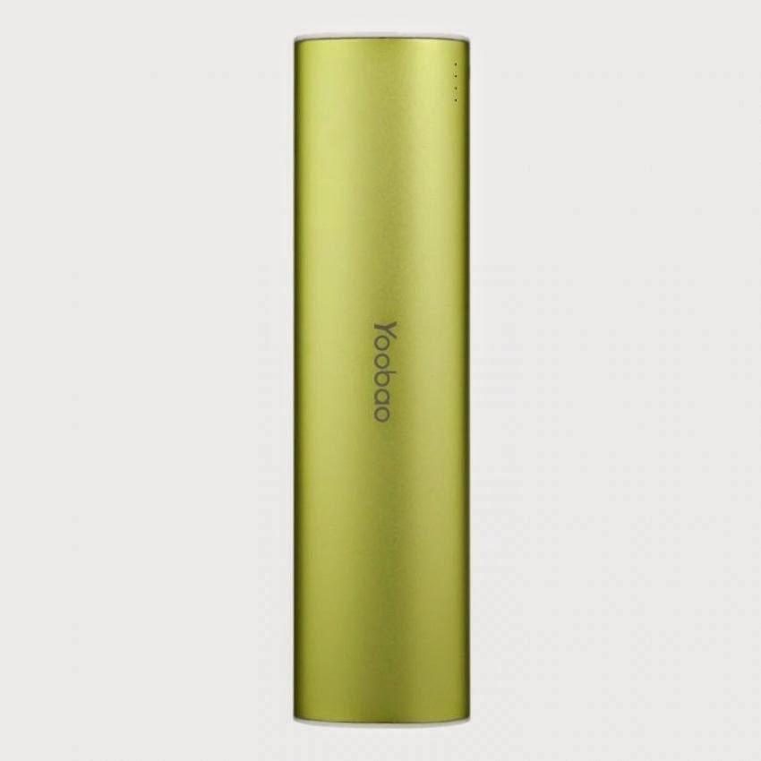 Power bank yoobao magic wand 10400mah yb 6014 pro green for Samsung magic wand