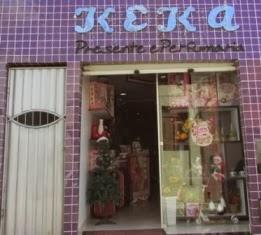 Keka - Presentes e Perfumaria.