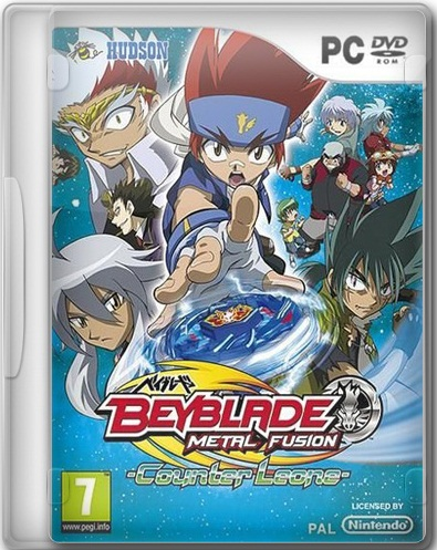 Download beyblade metal fusion game pc free full version