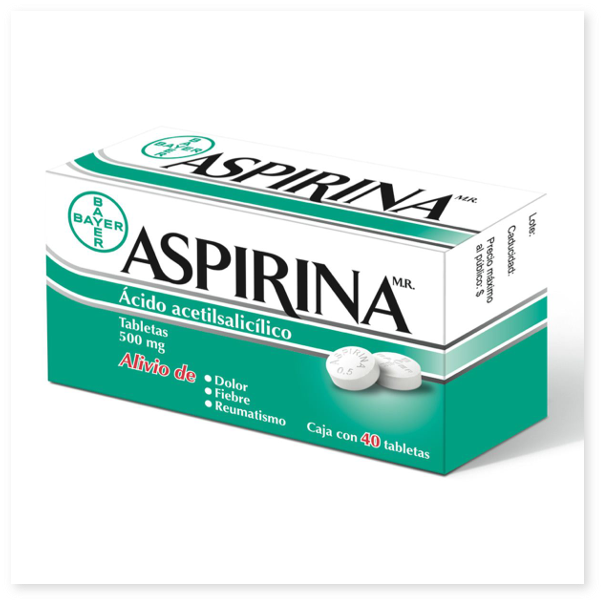 Aspirina – contraindicatii si reactii adverse