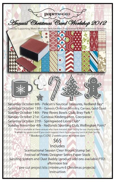 Christmas Card Event 2012 Flyer