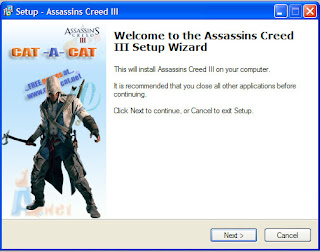 ลงเกมส์  Assassin's Creed 3 เสร็จ