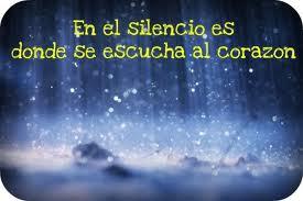 La sabiduría del silencio. Estar+en+silencio