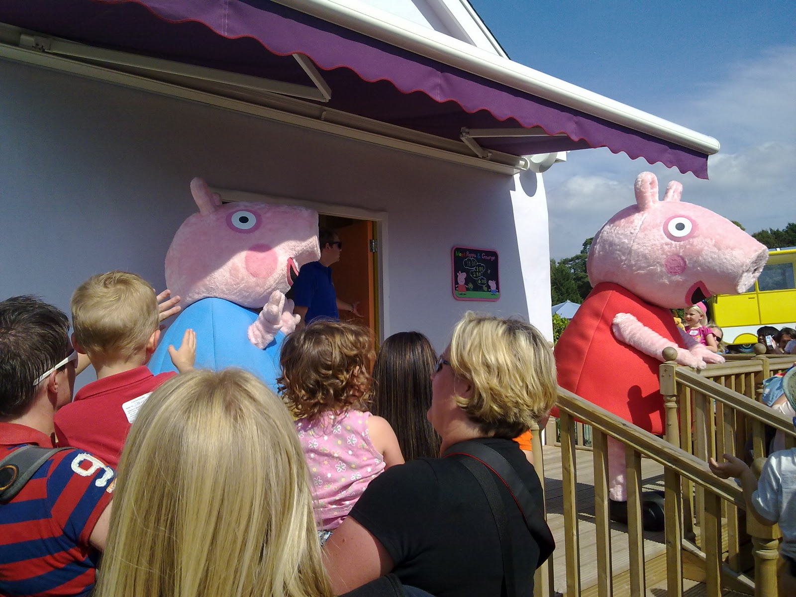 Part Of Me Review Peppa Pig World