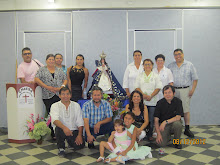 GRUPO MARIANO NUESTRA SENORA DEL TRONO EN MONTREAL