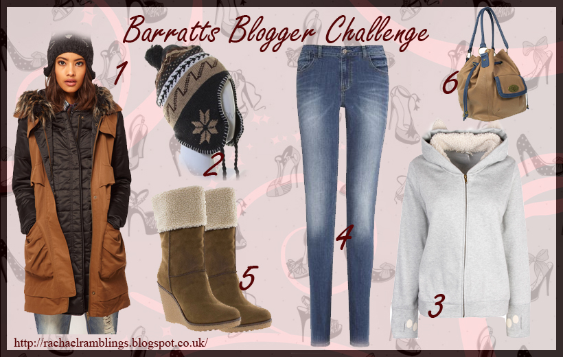 Barratts Blogger Challenge