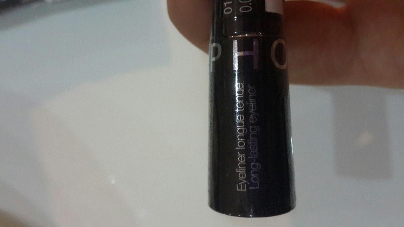 Sephora Indiriminden Neler Aldim? Eyeliner
