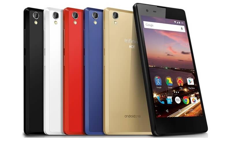Perbedaan Android One Infinix Hot 2 dengan Nexian, Mito, dan Evercoss