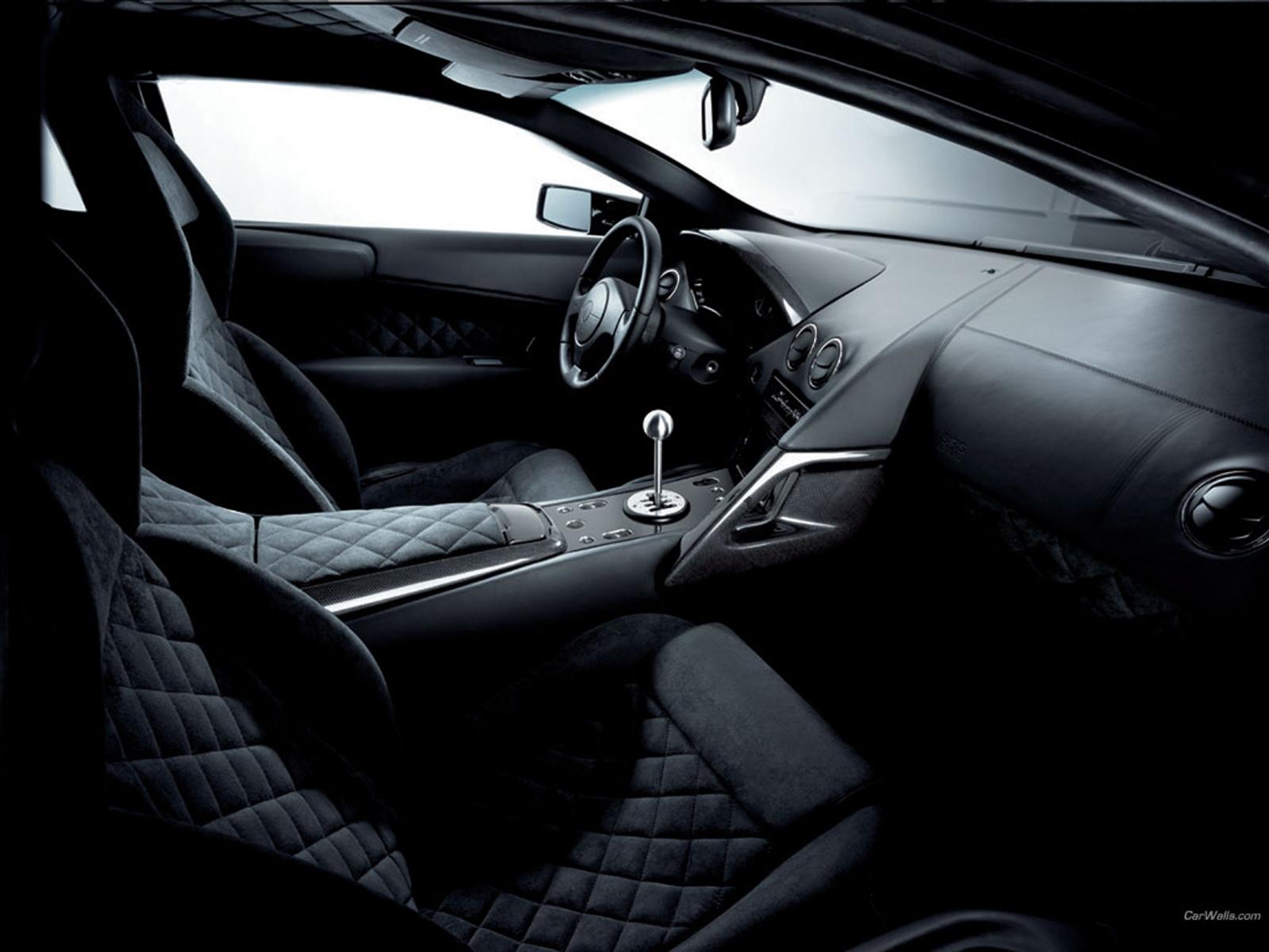 Lamborghini Murcielago Hd Wallpapers And Inside View Hd Car Wallpapers