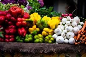 Imagen de alimentos de la dieta DASH
