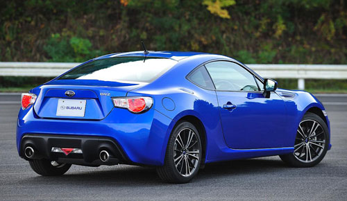 New Modified Cars Subaru 2013 Brz