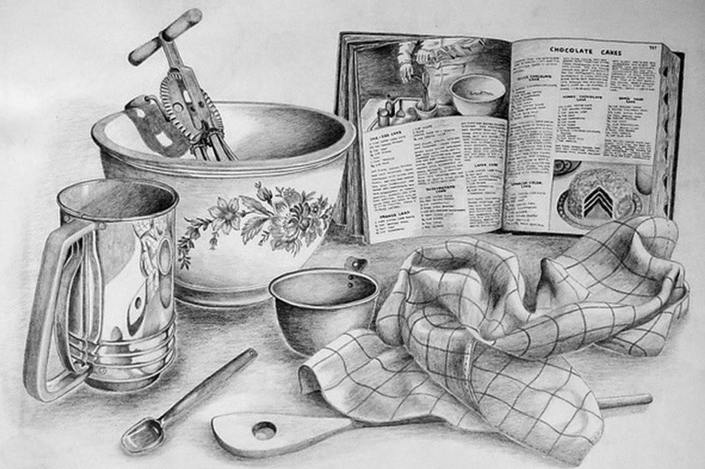 bodegones-dibujos-realistas