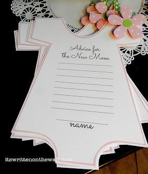 Need an Ice Breaker? This Baby Shower Game is the Perfect Thing!