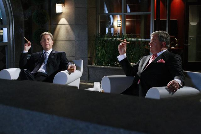 Boston Legal Balcony
