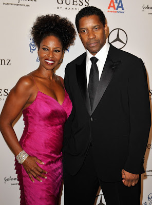 Denzel Washington Wife