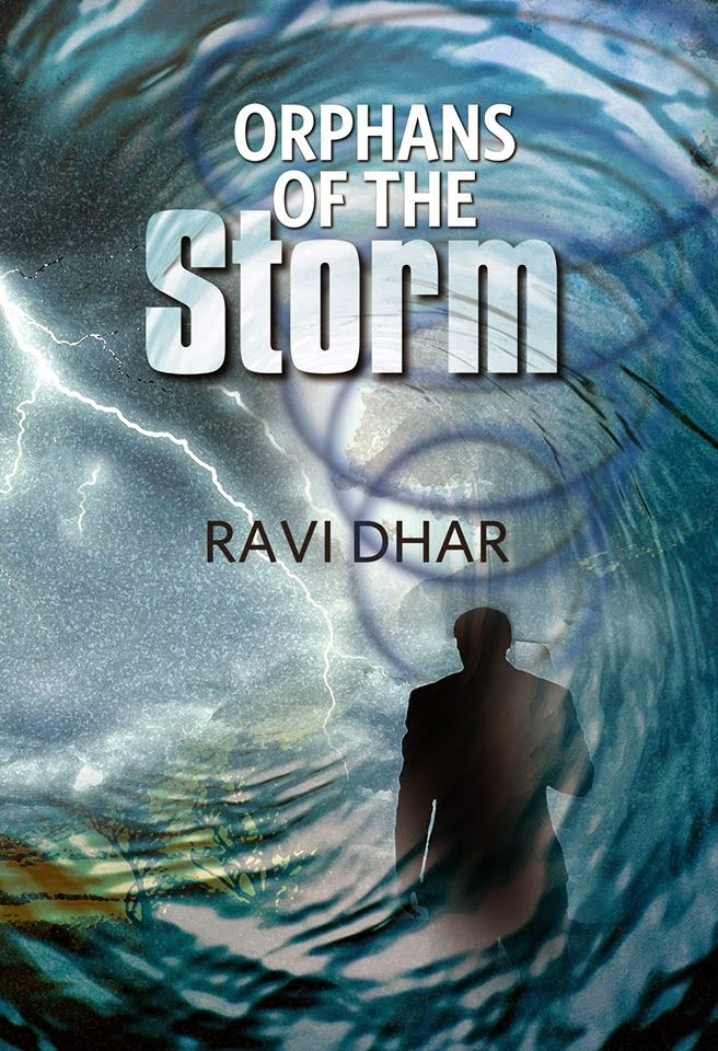Orphans of the Storm by Ravi Dhar, review