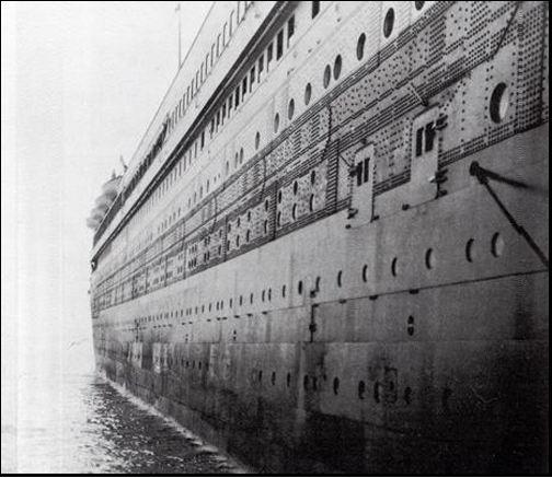 Titanic, la vérité dévoilée [Titanic: The New Evidence] Titanic+Odell+Pic2