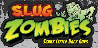 S.L.U.G. Zombies logo art jakks pacific