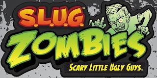 S.L.U.G. Zombies logo art jakks pacific