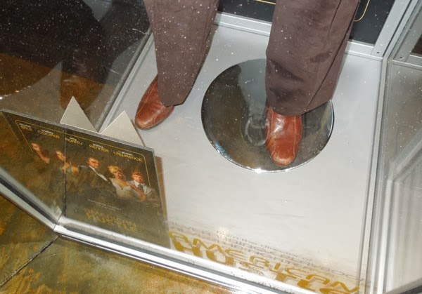 Bradley Cooper American Hustle costume shoes