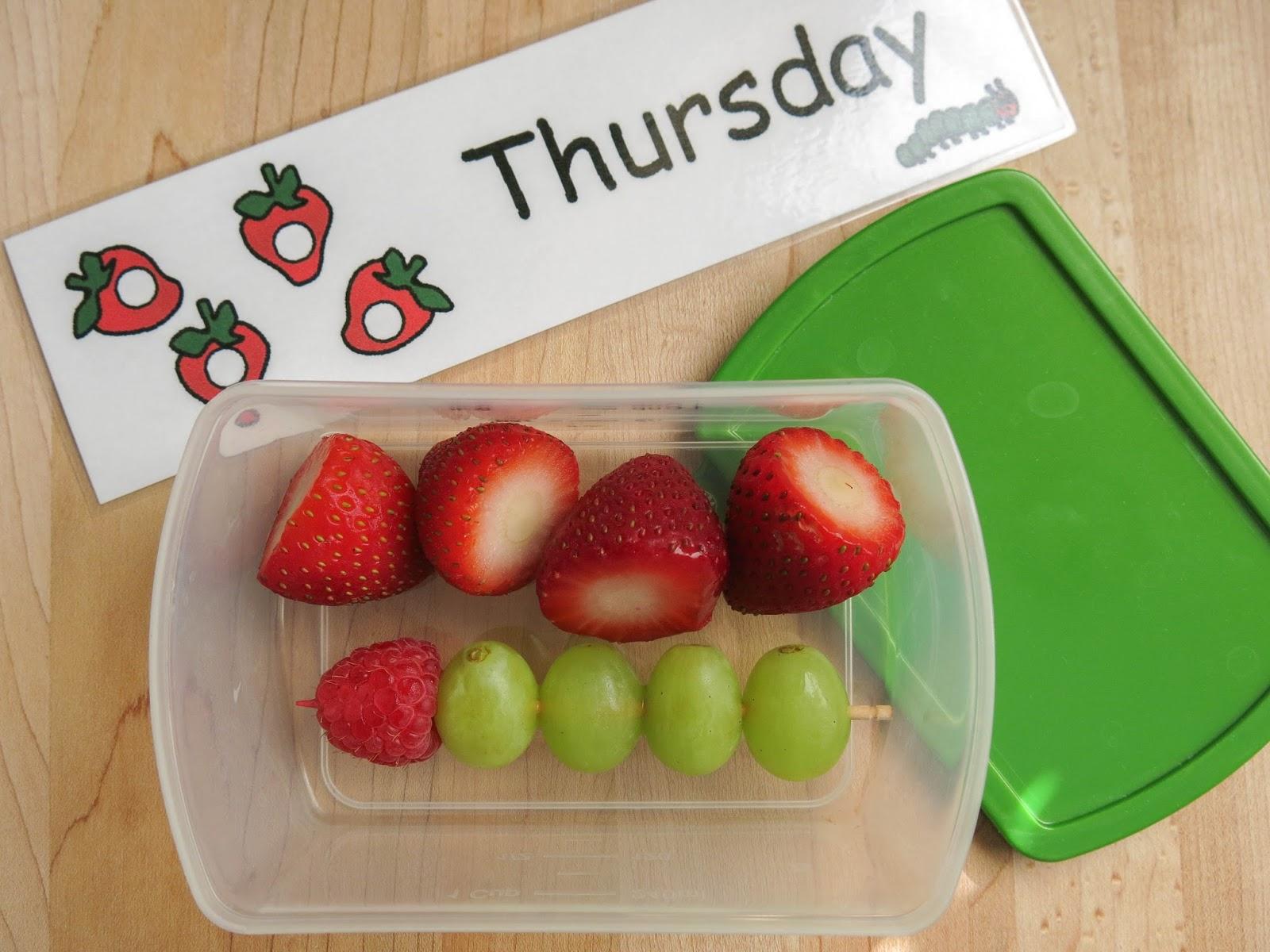 Strawberry Thursday