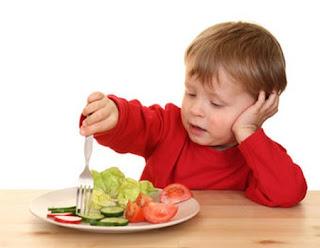 La Alimentación diaria