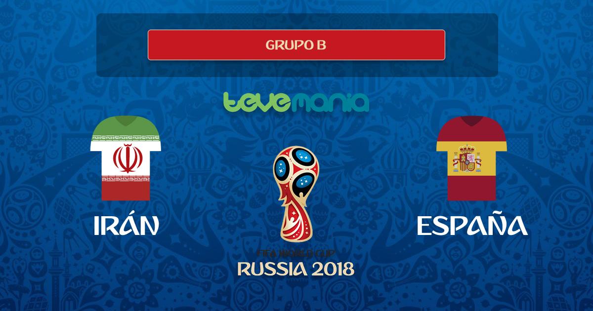 España sufre para ganarle a Irán 1-0 con gol de Diego Costa