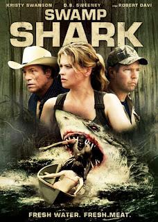O Tubarão do Pântano – Dublado