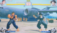 Street Fighter 4 3D Gameplay