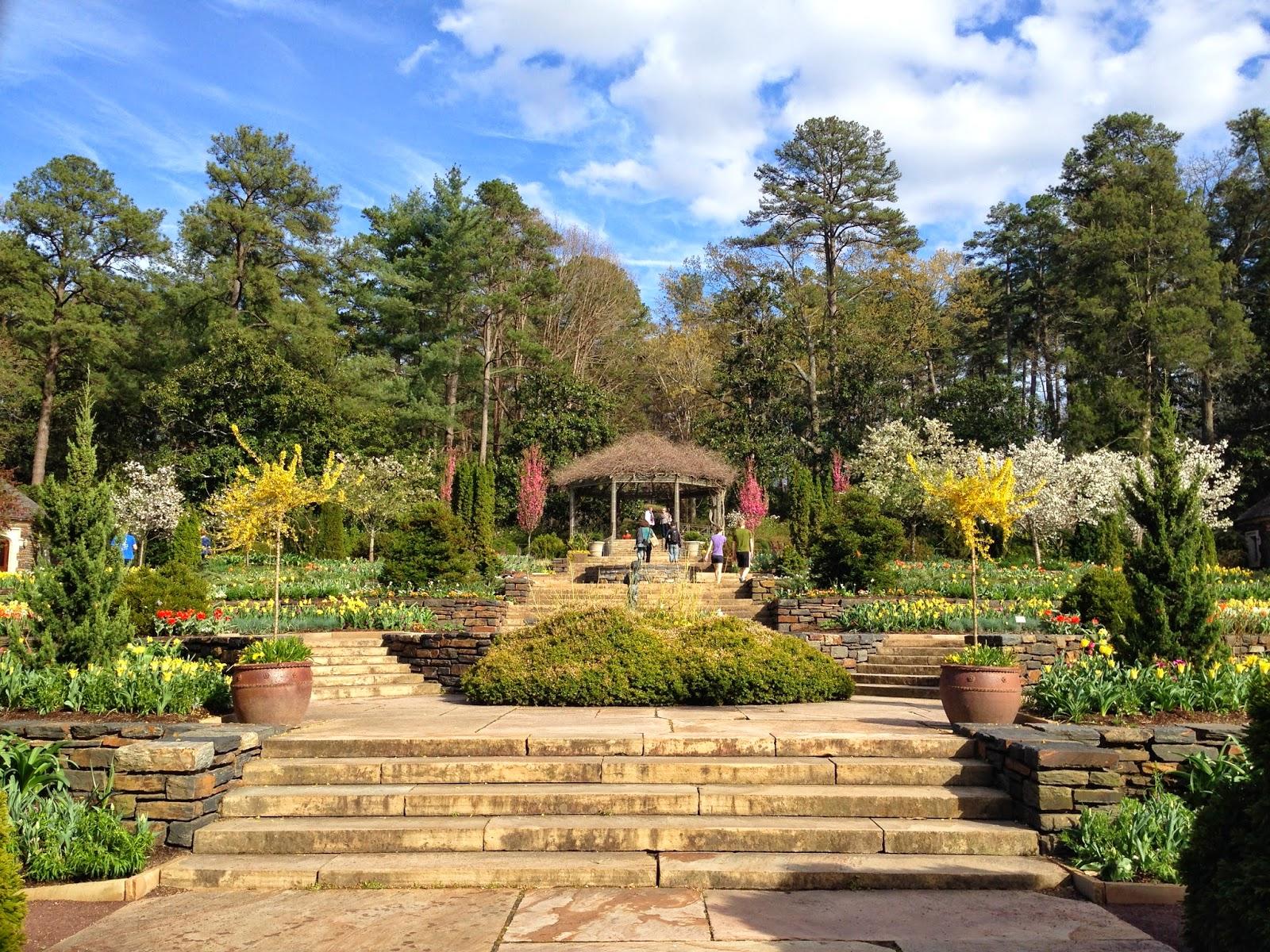 One Hopeless Wanderer: Durham, North Carolina: Day 2 - My Garden of ...