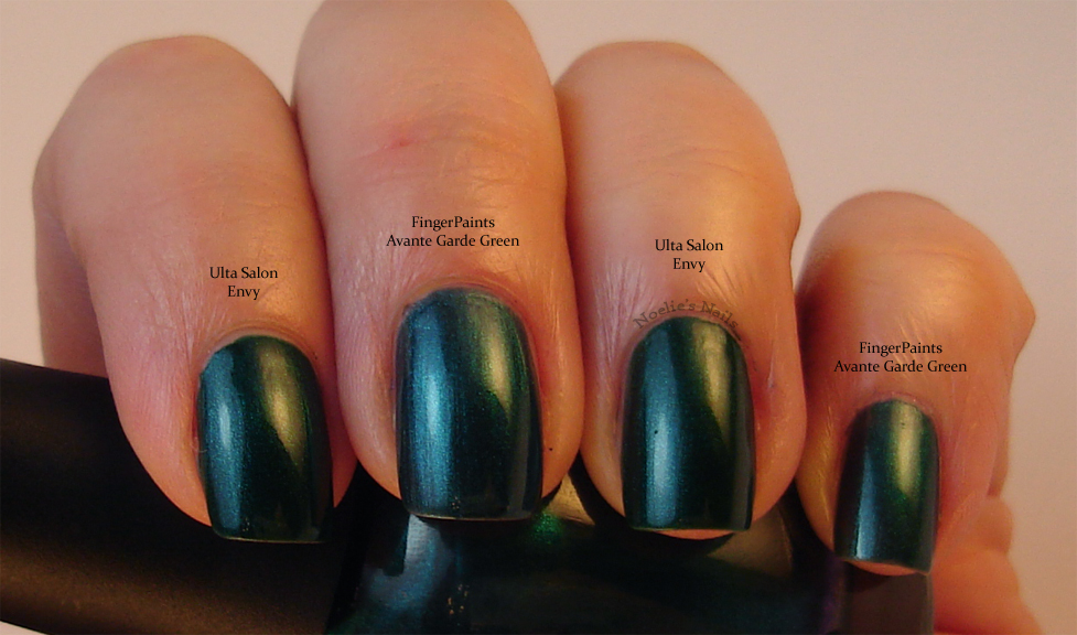noelies nails some random comparisons and swatches