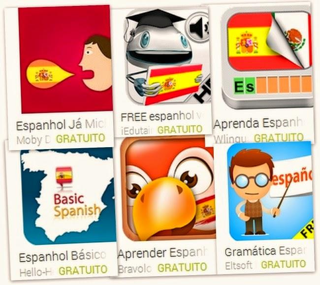 Apps Android de espanhol