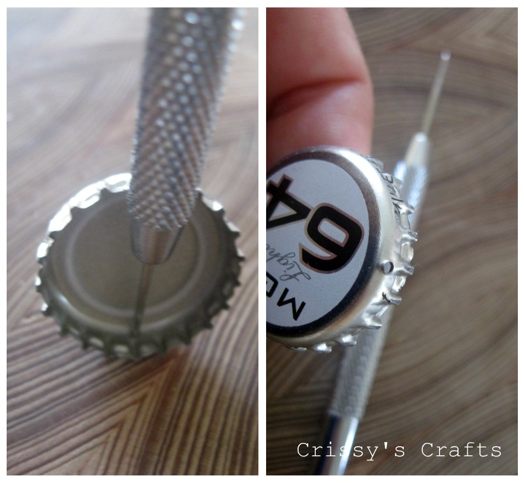 Crissy 39 s crafts bottle cap bracelet for Cap crafter